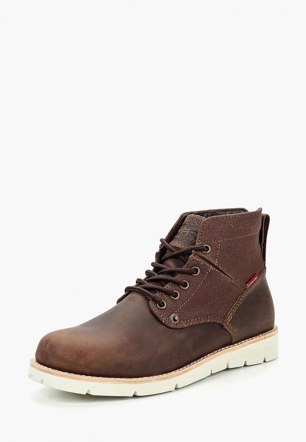 Купить Ботинки Levi's®, LE306AWCOWP4, коричневый, Осень-зима 2018/2019