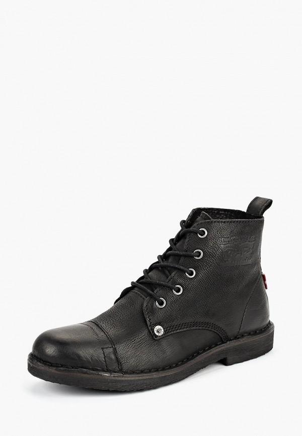 Купить Ботинки Levi's®, LE306AWCOWP8, черный, Осень-зима 2018/2019