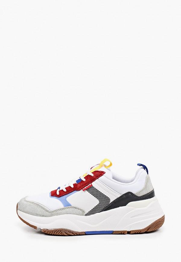женские кроссовки levi's®, разноцветные