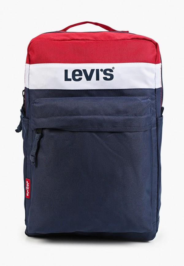 рюкзак levi's® для мальчика, синий