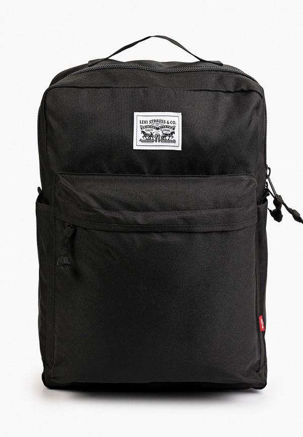 рюкзак levi's® для мальчика, черный