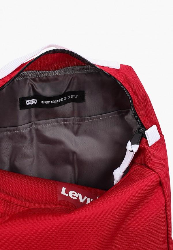 Фото 3 - Рюкзак Levi's® красного цвета