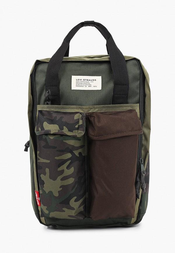 мужской рюкзак levi's®, хаки