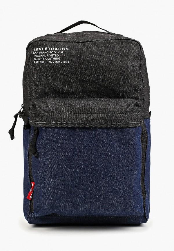 мужской рюкзак levi's®, черный