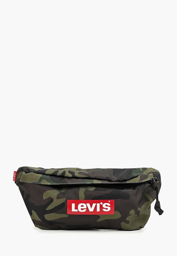 мужская поясные сумка levi's®, хаки