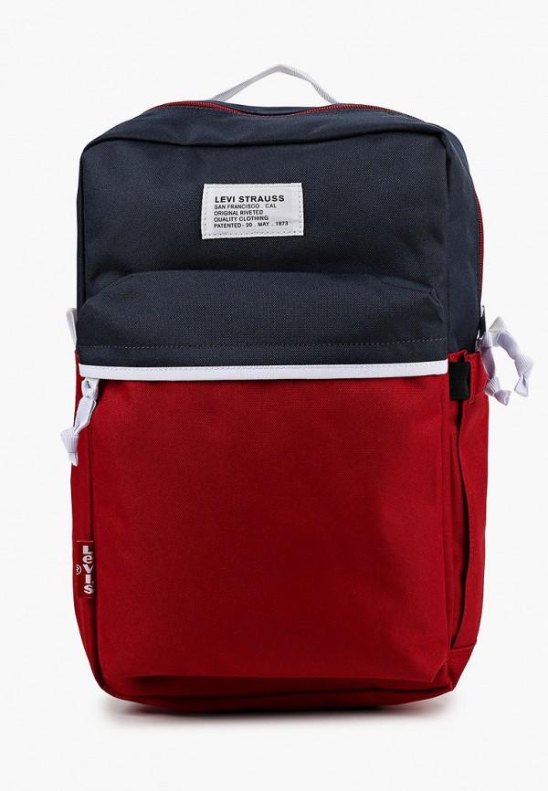 мужской рюкзак levi's®, разноцветный