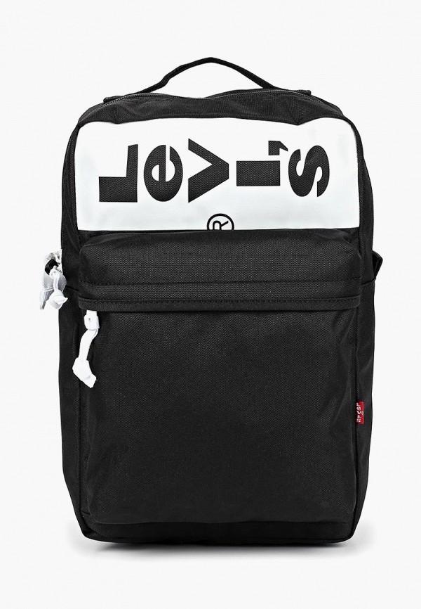 Рюкзак Levi's®, le306bucykf2, черный, Весна-лето 2019  - купить со скидкой