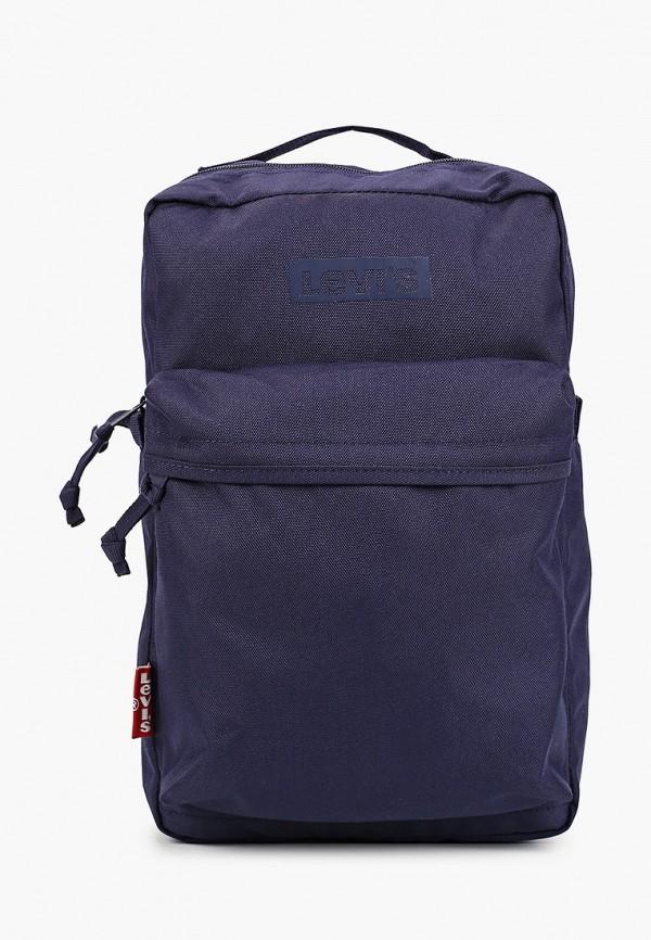 женский рюкзак levi's®, синий