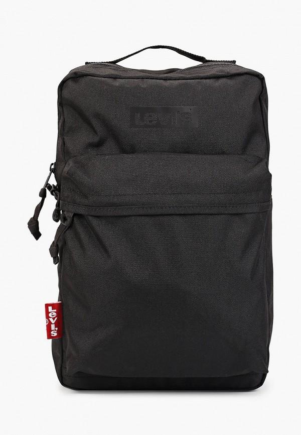 женский рюкзак levi's®, черный