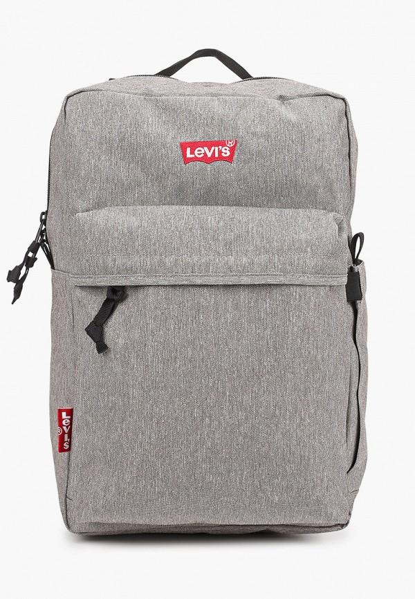 женский рюкзак levi's®, серый