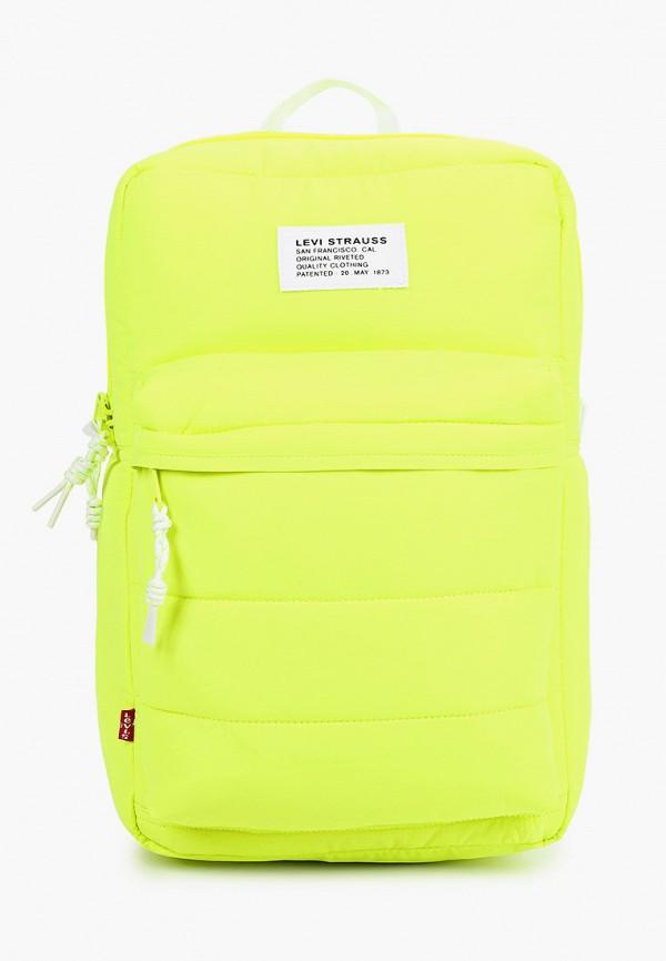 женский рюкзак levi's®, желтый