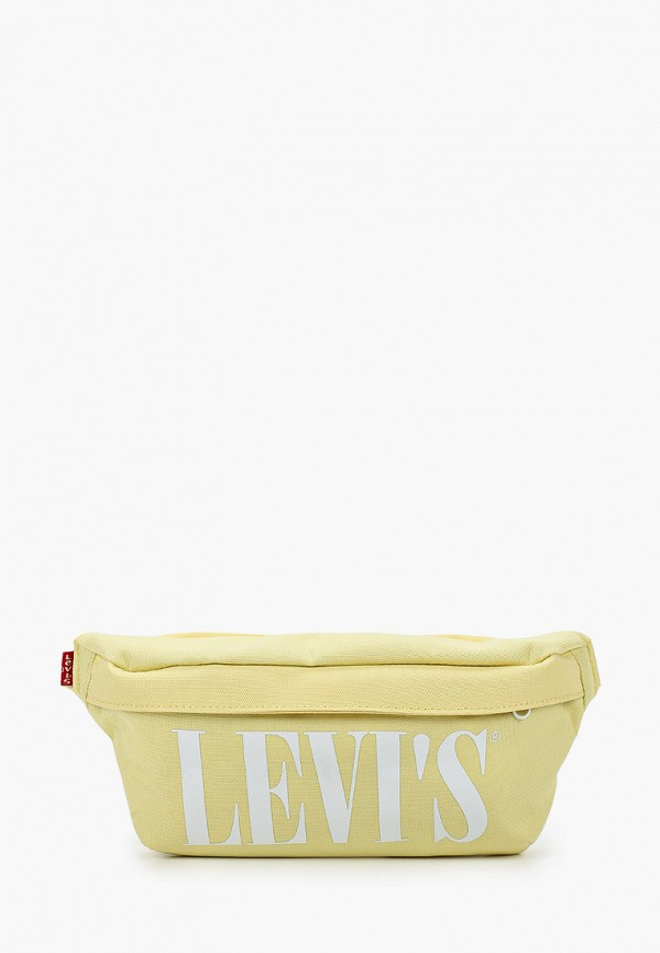 женская поясные сумка levi's®, желтая