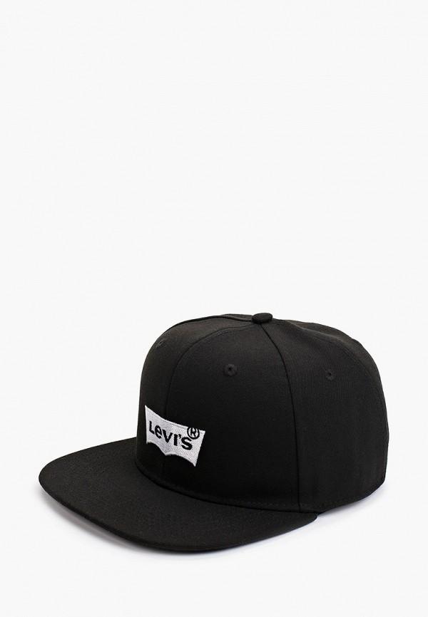 бейсболка levi's® для мальчика, черная