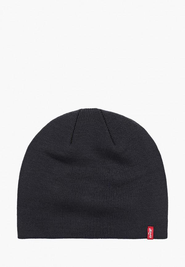 мужская шапка levi's®, синяя