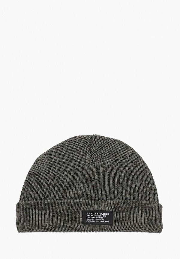 мужская шапка levi's®, хаки