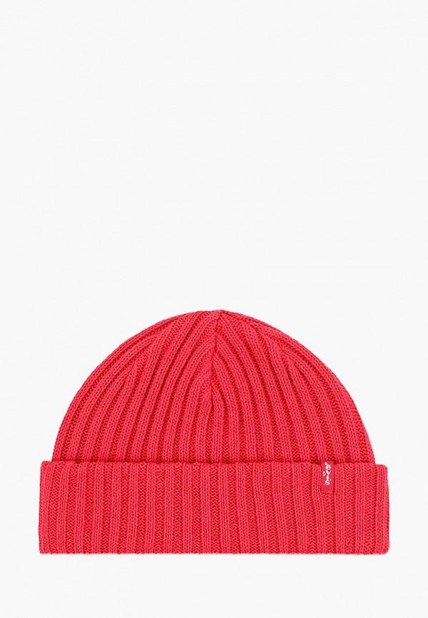 мужская шапка levi's®, красная
