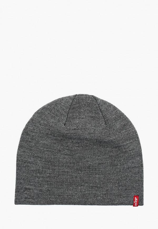мужская шапка levi's®, серая