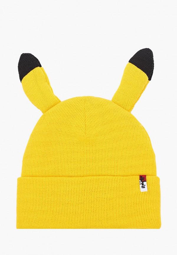 женская шапка levi's®, желтая