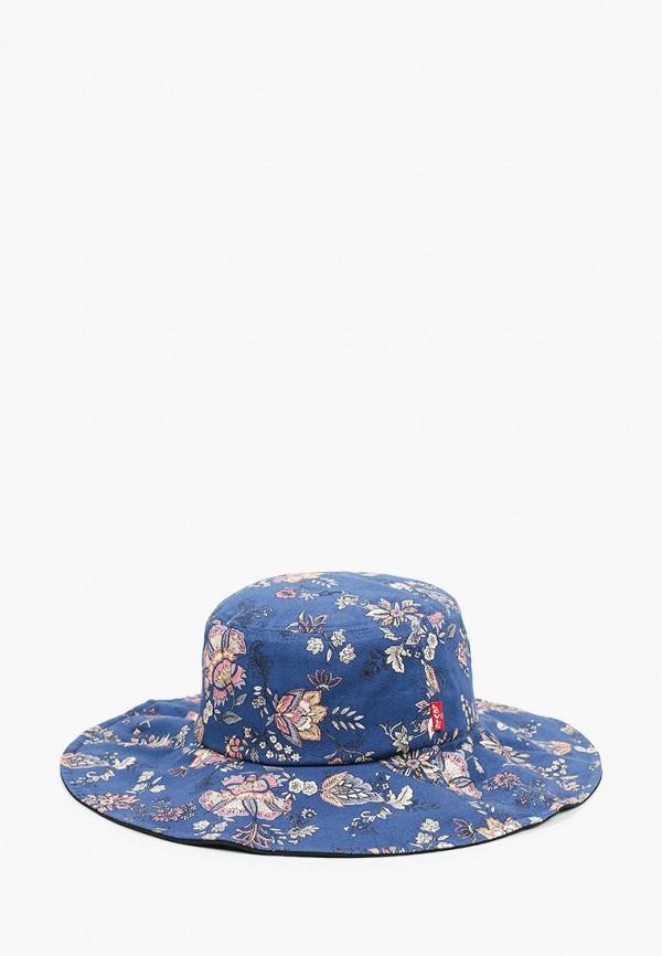 женская шляпа levi's®, синяя