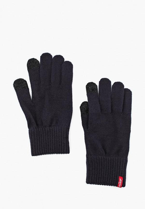 мужские перчатки levi's®, синие