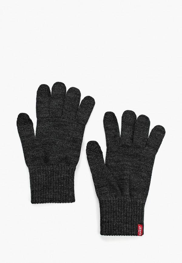 мужские перчатки levi's®, серые