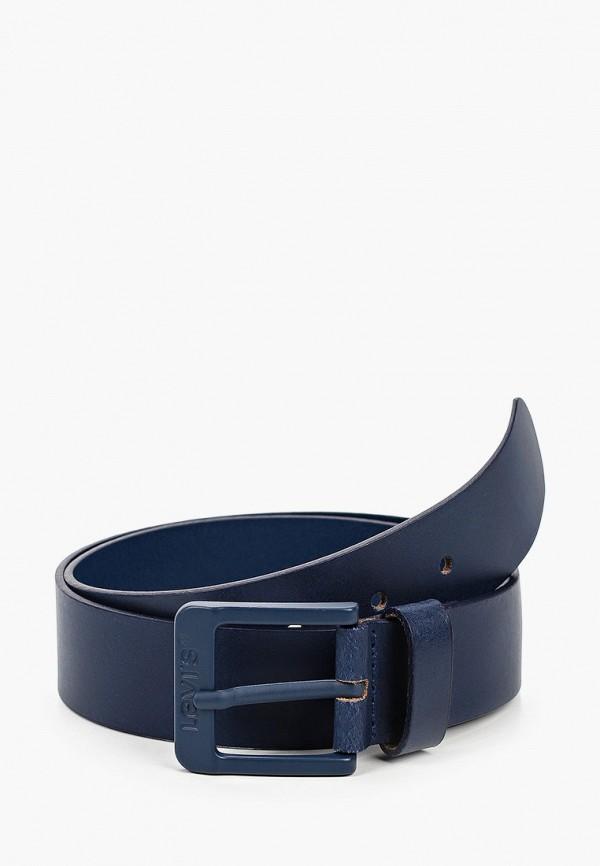 мужской ремень levi's®, синий