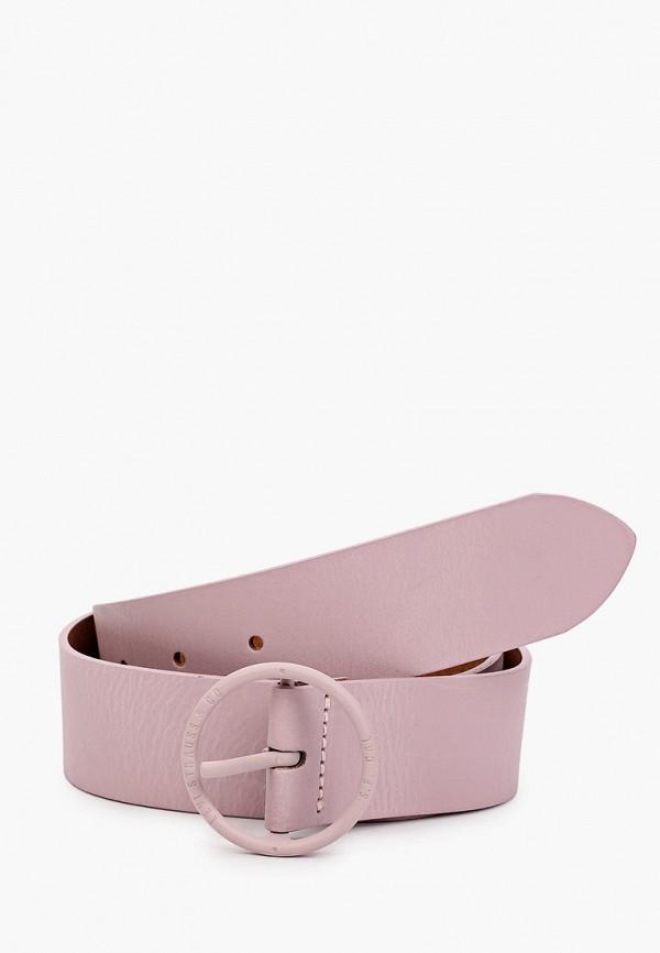 женский ремень levi's®, розовый