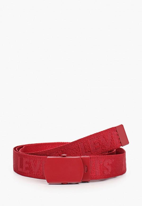 женский ремень levi's®, красный