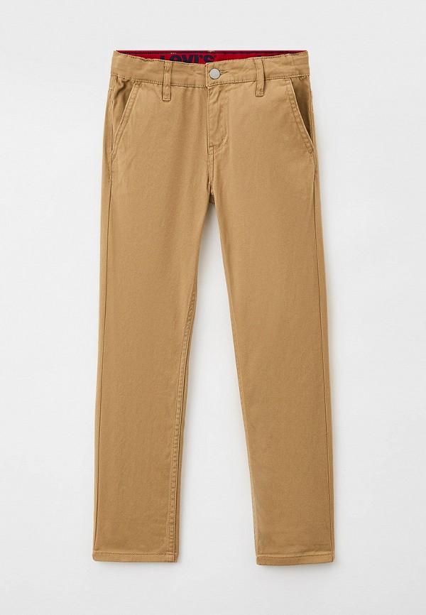 брюки levi's® для мальчика, бежевые