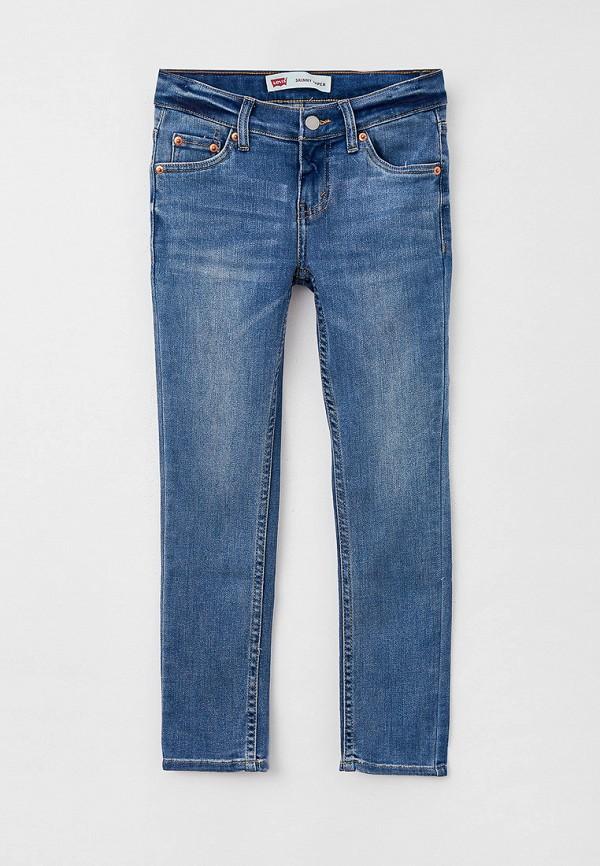 джинсы levi's® для мальчика, синие