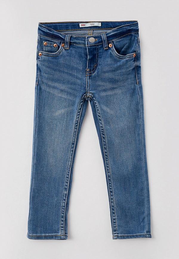 джинсы levi's® для мальчика, голубые