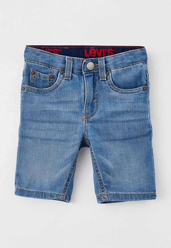 джинсовые шорты levi's® для мальчика, голубые