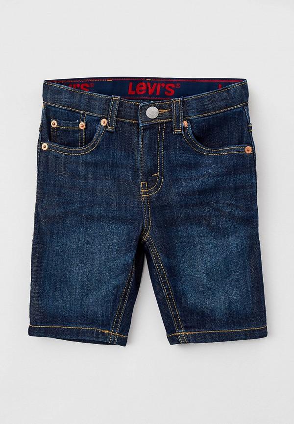 джинсовые шорты levi's® для мальчика, синие