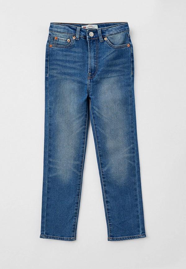 джинсы levi's® для девочки, синие