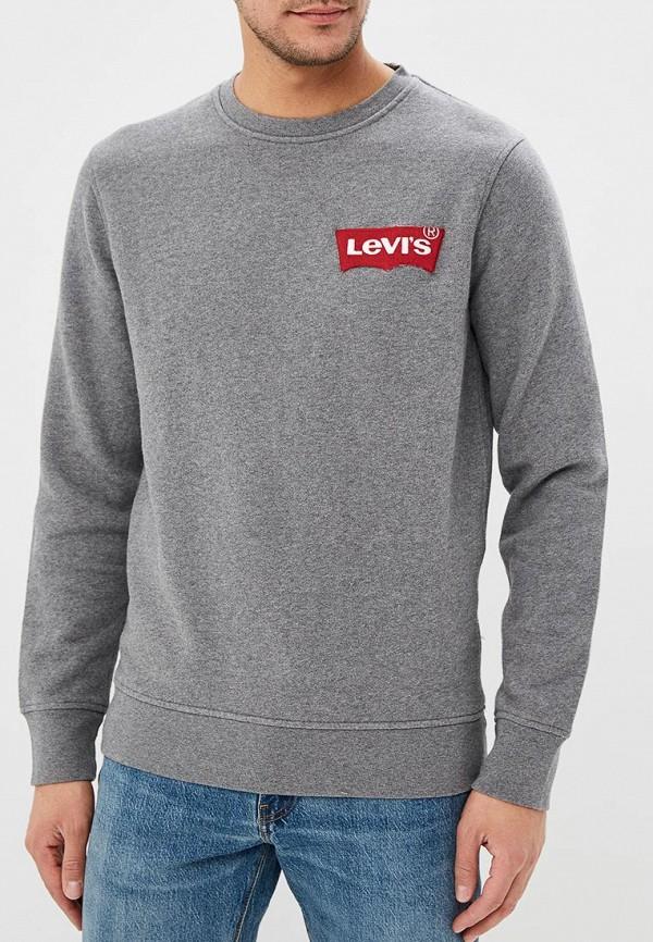 Купить Свитшот Levi's®, le306emdhyc7, серый, Весна-лето 2019