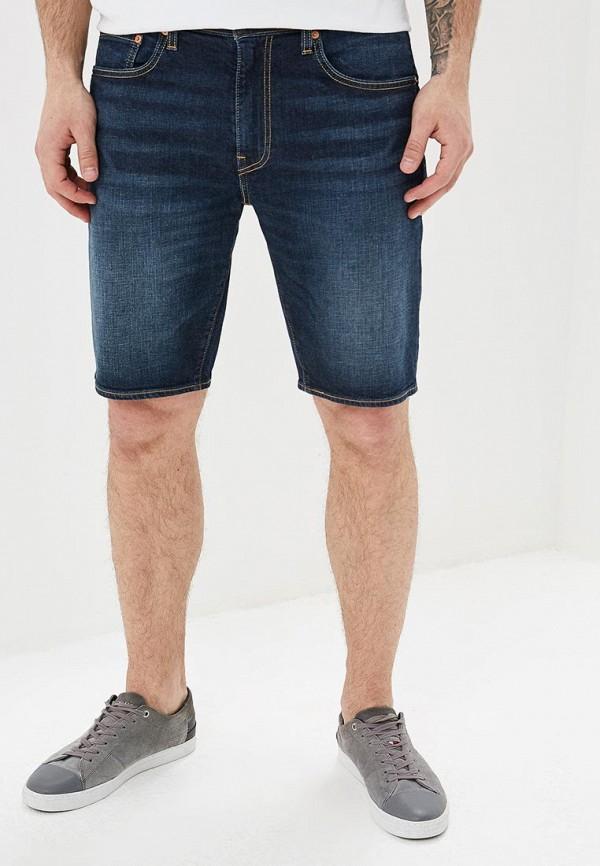 мужские шорты levi's®, синие