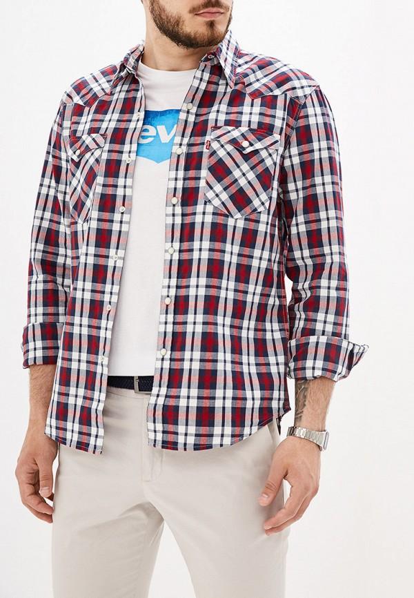 мужская рубашка с длинным рукавом levi's®, разноцветная