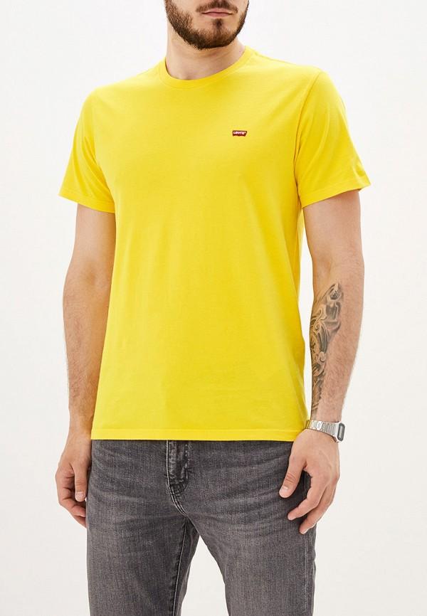 Купить Футболку Levi's® желтого цвета