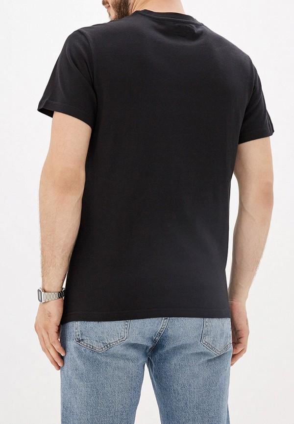 Фото 3 - Футболку Levi's® черного цвета