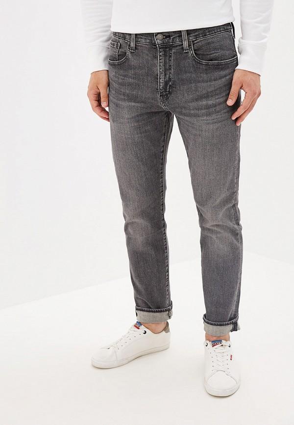 мужские зауженные джинсы levi's®, серые
