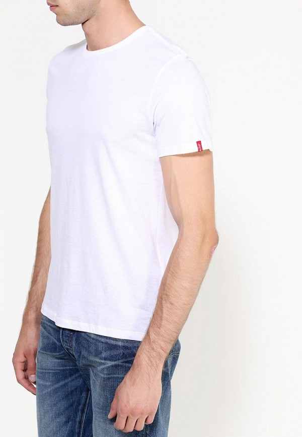 Фото 2 - Комплект Levi's® белого цвета