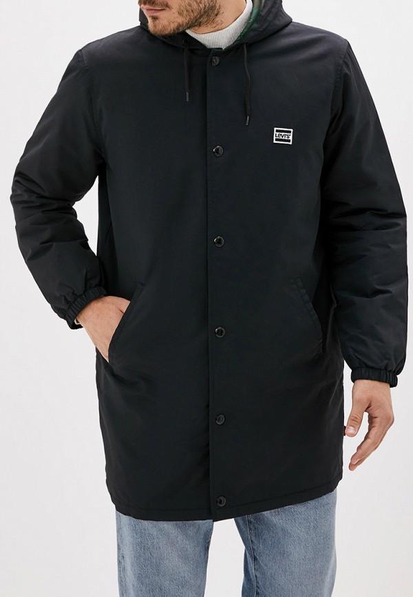 мужская куртка levi's®, черная