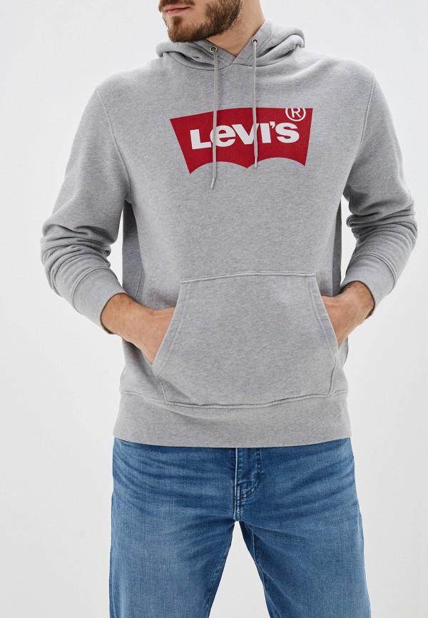 Худи Levi's® Levi's® LE306EMGAXT9 худи print bar skull