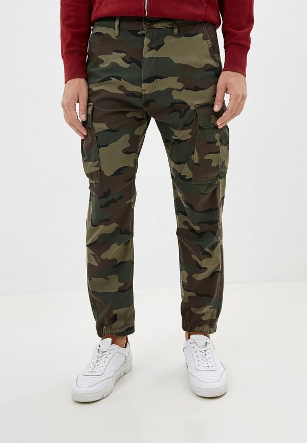 мужские брюки levi's®, хаки