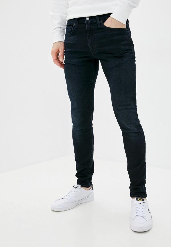 мужские джинсы скинни levi's®, синие