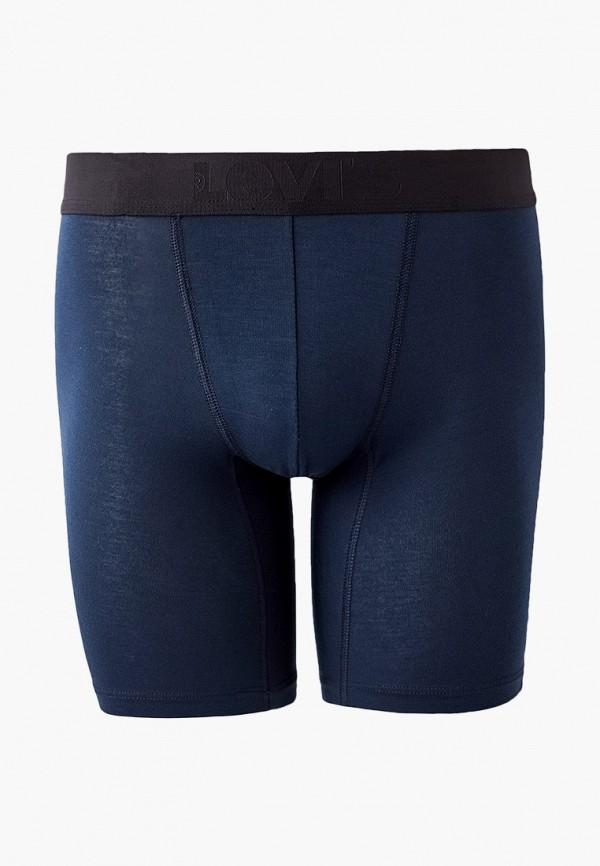 мужские трусы-шорты levi's®, синие