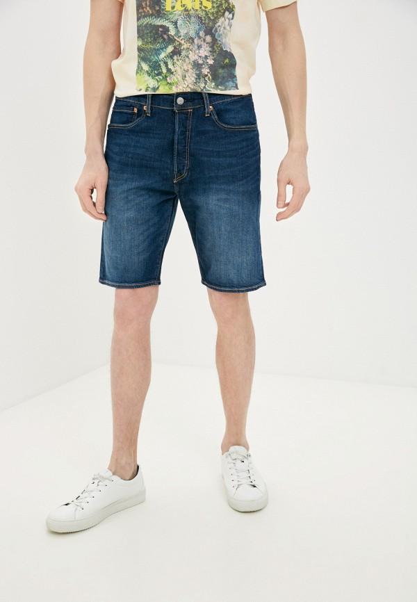 мужские джинсовые шорты levi's®, синие