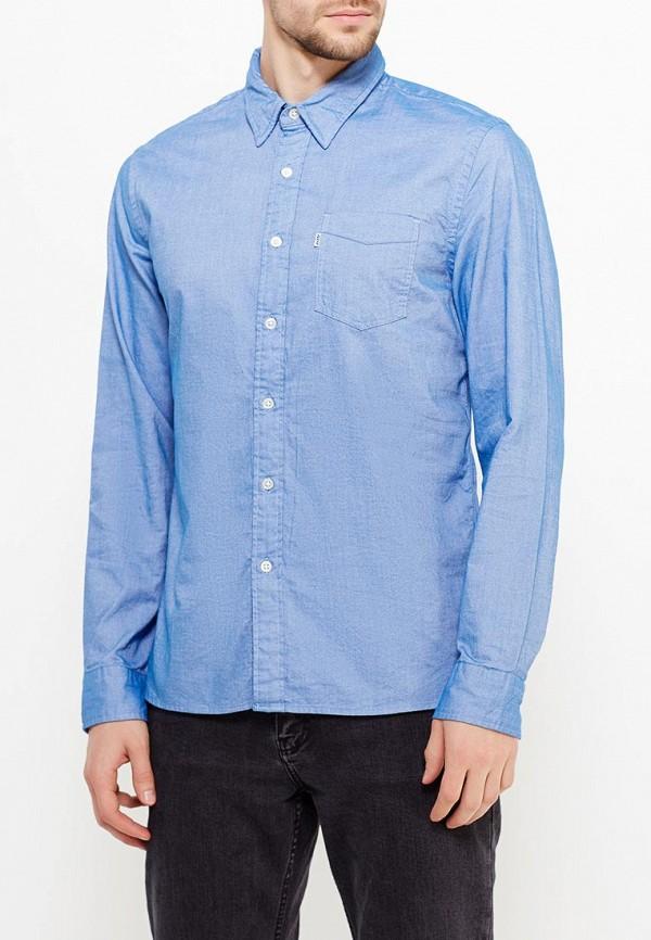 Фото - Рубашку Levi's® голубого цвета