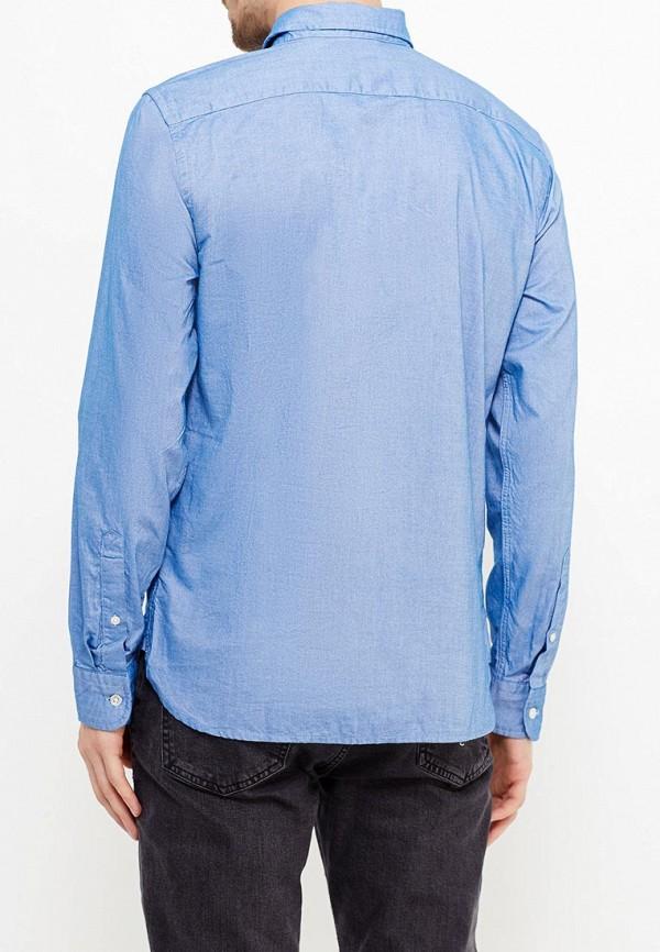 Фото 3 - Рубашку Levi's® голубого цвета