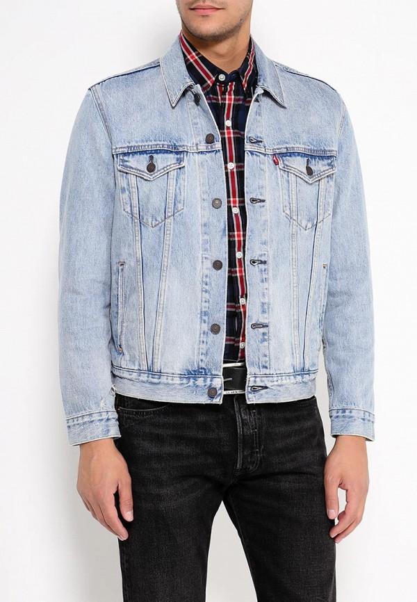 Куртка джинсовая Levi's® Levi's® LE306EMUML44